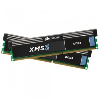 DDR3 4Gb 1600 Corsair CL9-9-9-24 matched XMS3 kit